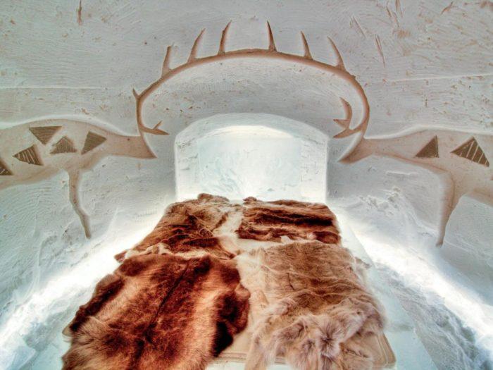 Гостиница Запорожье Отель Театральный - Arctic Snow Hotel - 7 зимових готелів