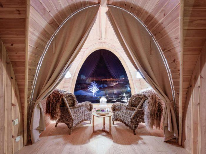Гостиница Запорожье Отель Театральный - Kirkenes Snowhotel